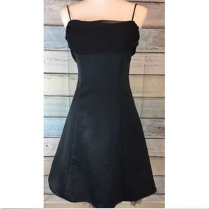 Betsy & Adam Women's Dress Size 4 Black Cocktail